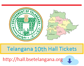 Telangana SSC Hall Ticket 2018
