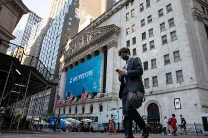 Wall Street Dibuka Jatuh Menyusul Pelemahan Data Tenaga Kerja AS