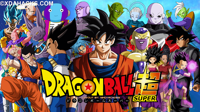 Dragon Ball Super Anime Download