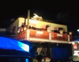 Angin Puting Beliung Hantam 2 Rumah Warga di Labata