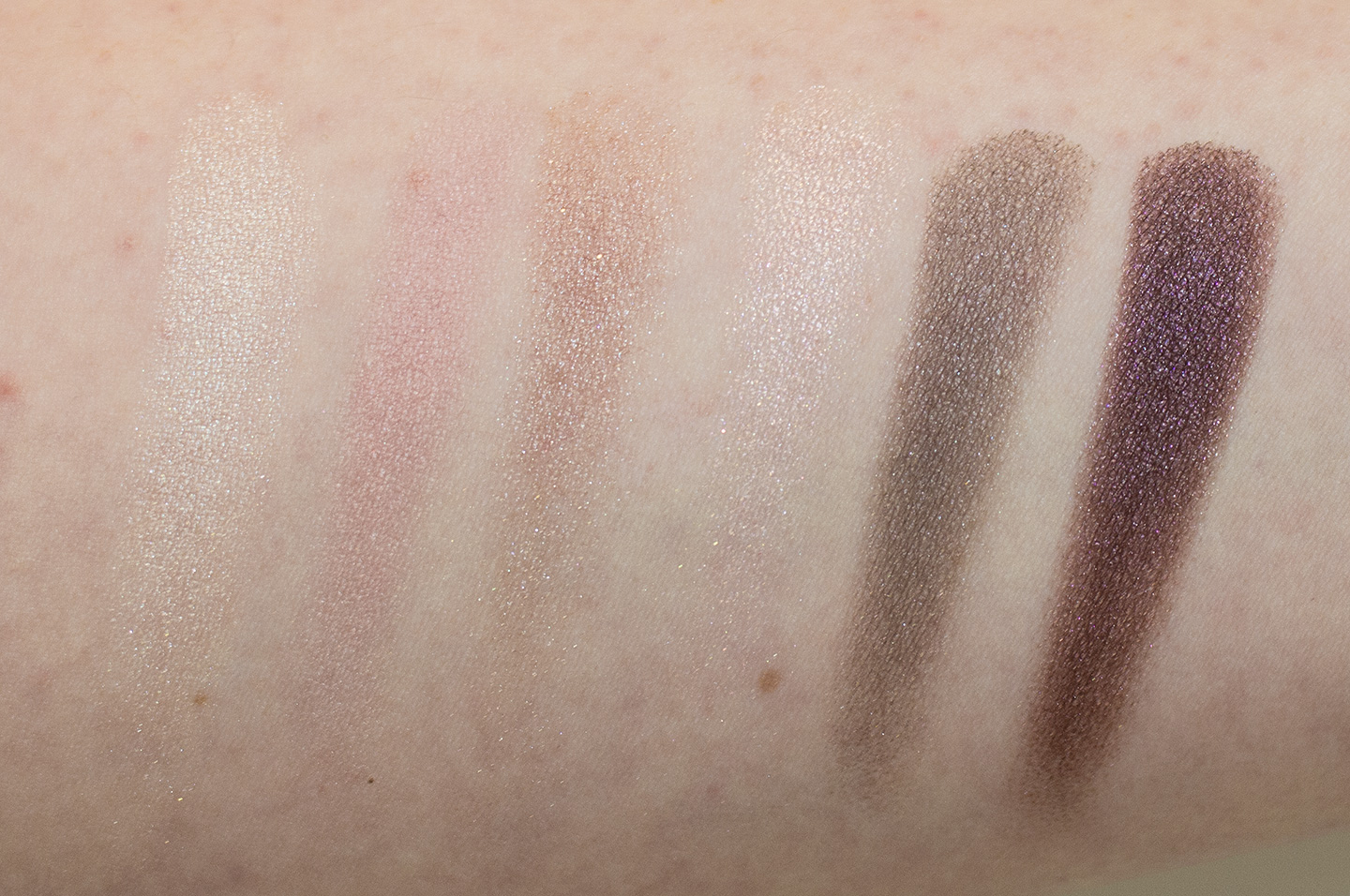cat goddess nude imagesize:1440x956 w Flash swatches: All About Nude Shade #1, Shade #2, Shade #3, Shade #4, Shade #5, & Shade #6.