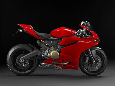 Ducati 899 Panigale Red Edition hd picture
