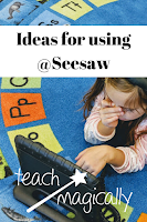 Pin post Teach Magically Ideas for Seesaw