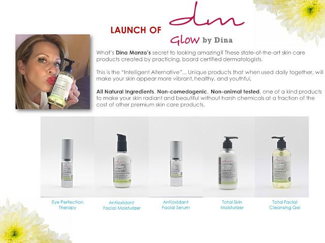 Dina Manzo's Glow by Dina