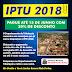 IPTU 2018 já está disponível para os contribuintes de Rio Bonito do Iguaçu