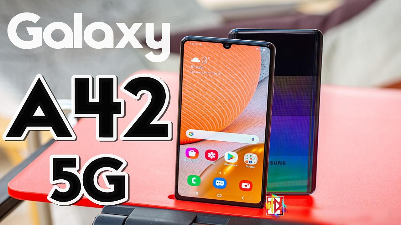 Samsung Galaxy A42 5G Algeria
