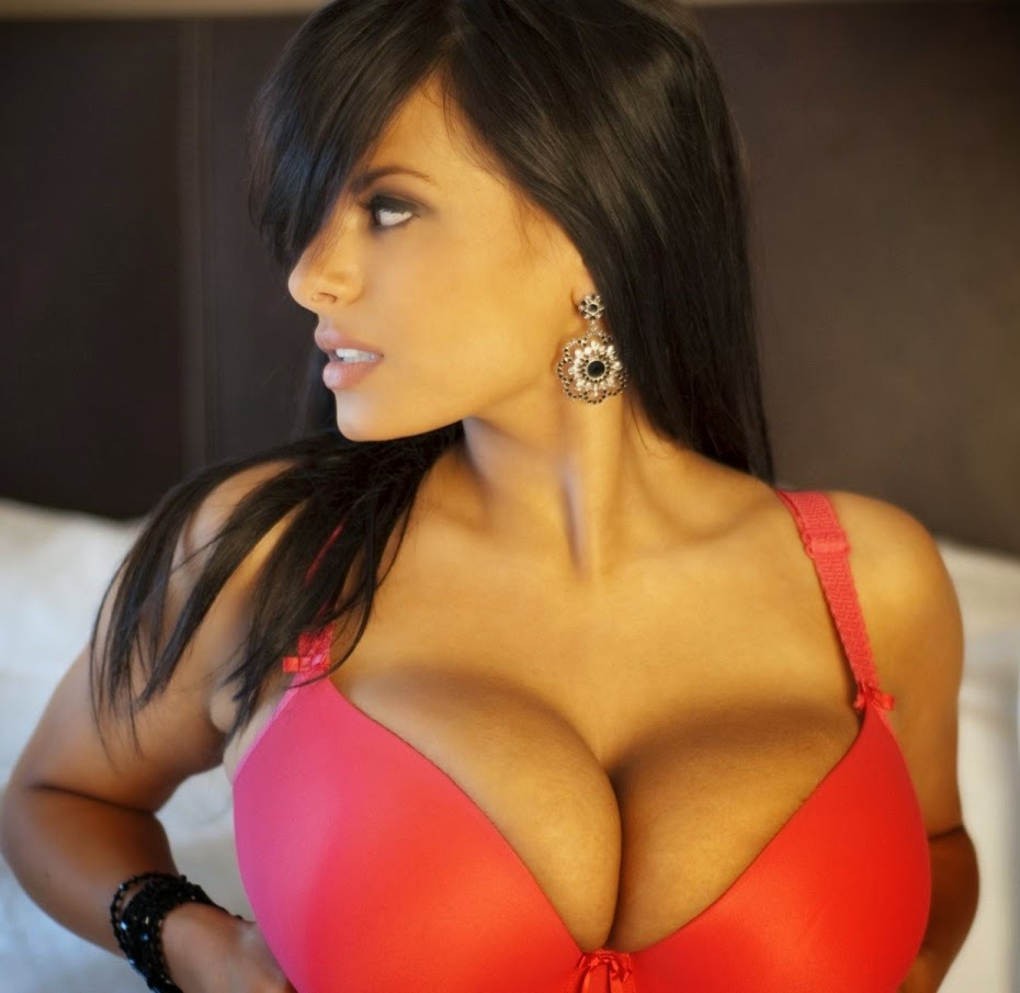 Beautiful big tit body anal brunette so hot 4