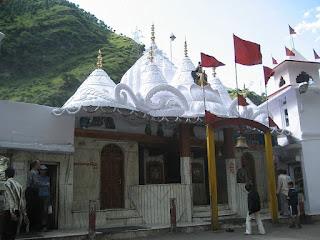 Hanogi Mata Temple