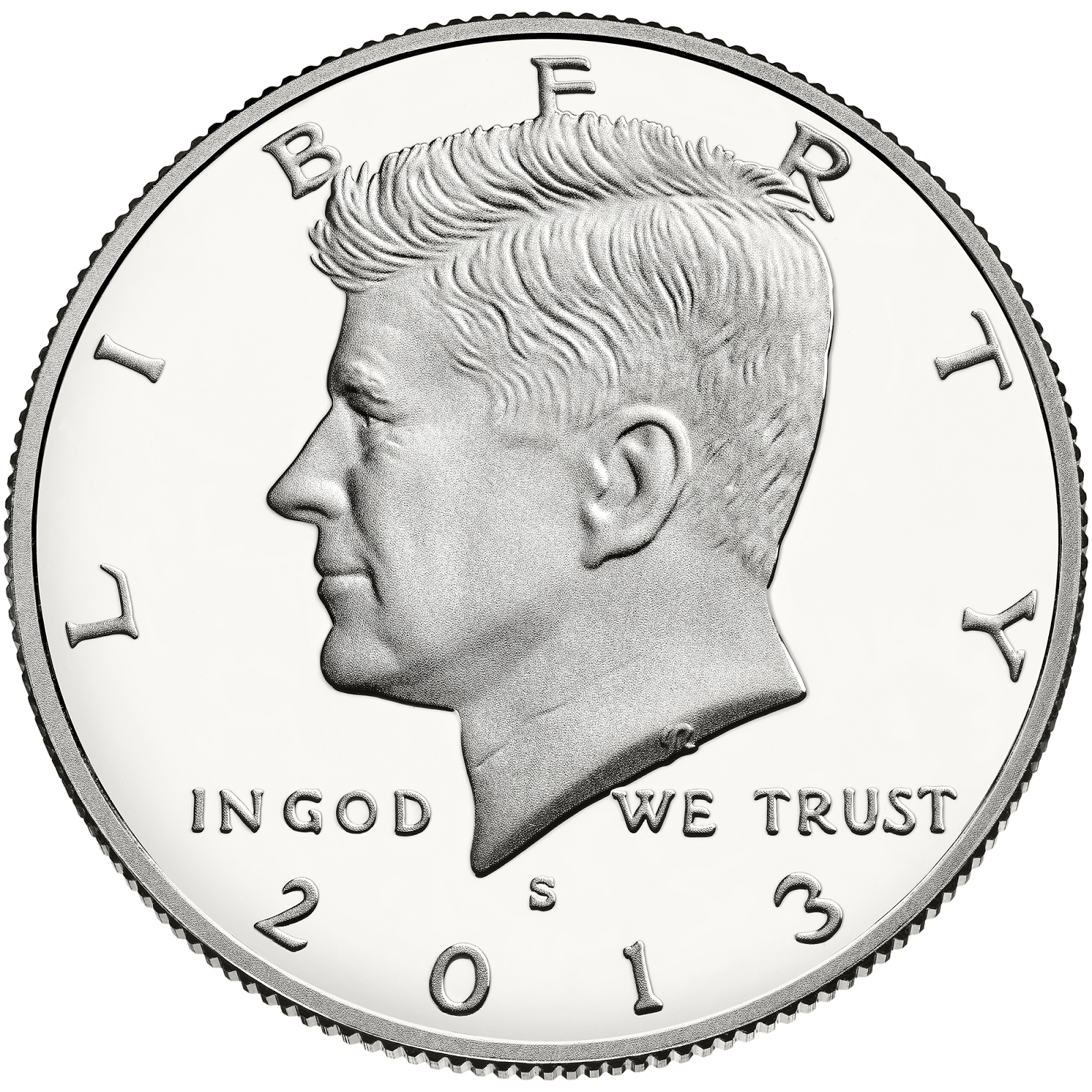Jfk 50 Kennedy Half Dollar