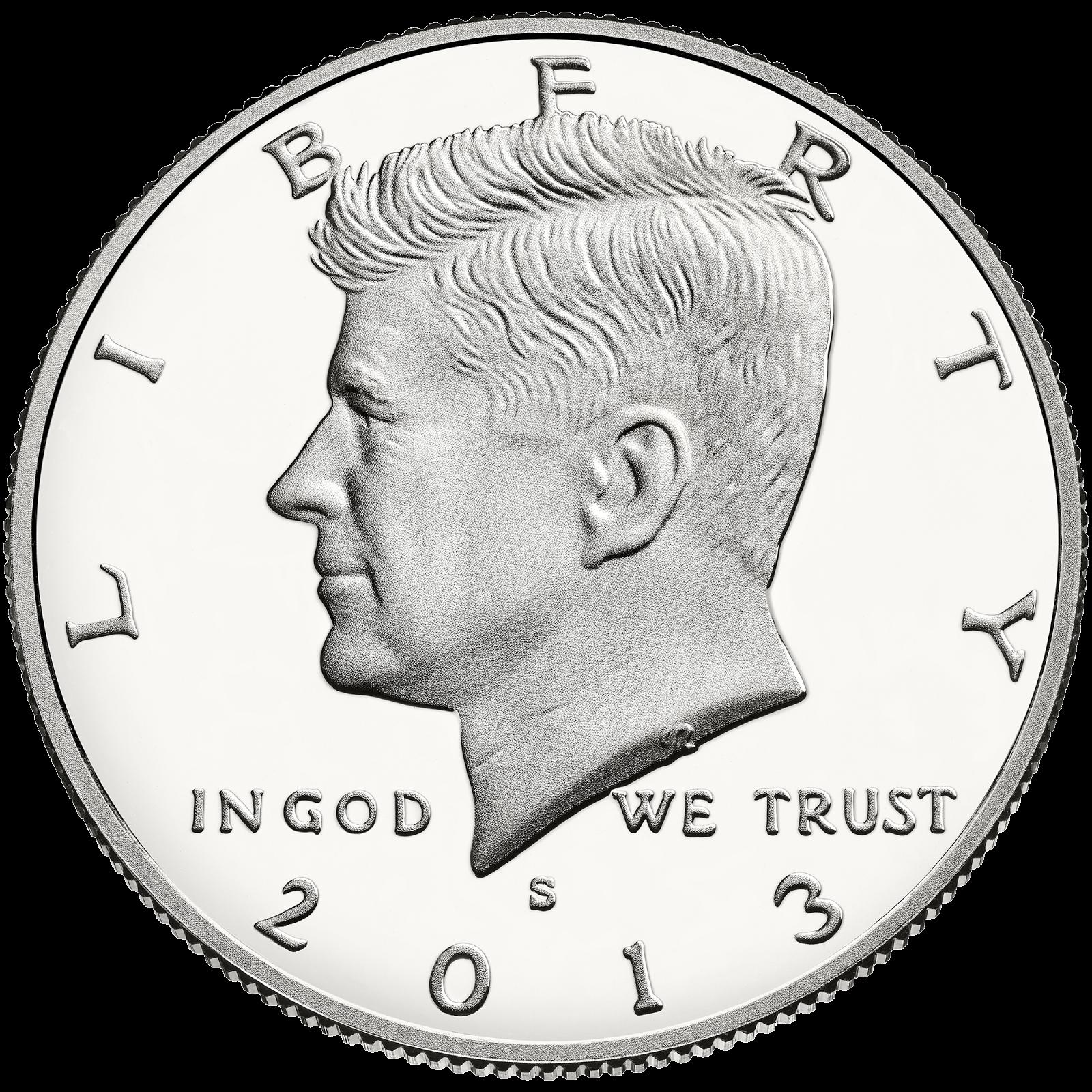 Jfk 50 Kennedy Half Dollar