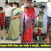 गिलास नहीं अब पनही म रेंगही नोनी गीता, मुख्यमंत्री के पहल म कृत्रिम पैर अउ ट्रायसायकल