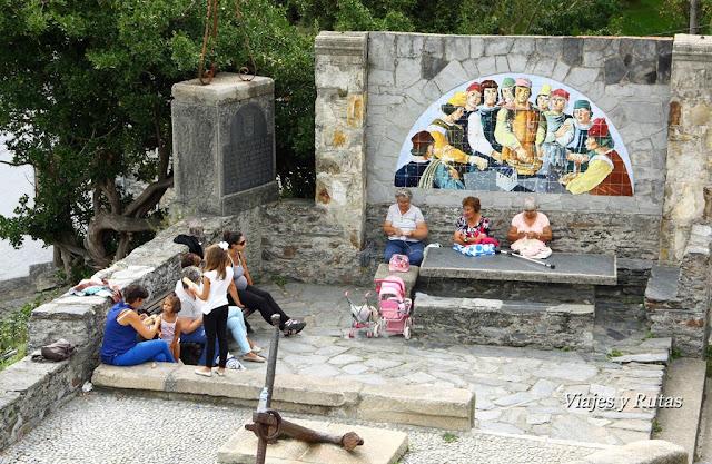 Mesa de Mareantes de Luarca, Asturias