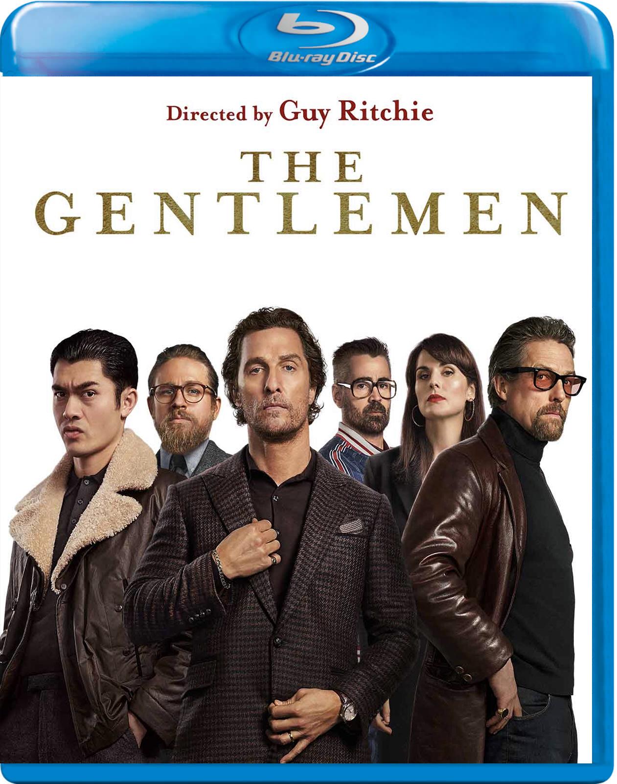 The Gentlemen [2020] [BD25] [Latino]
