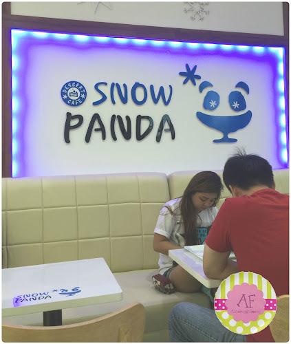 Snow Panda - SM Angono