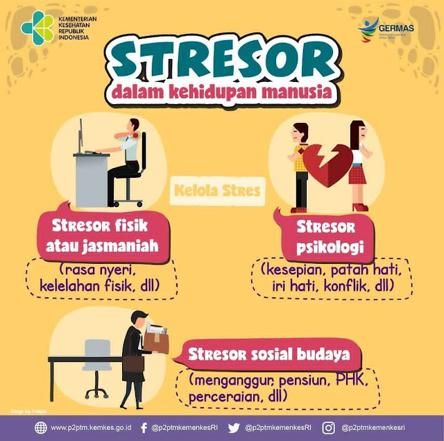 stressor dalam mental health