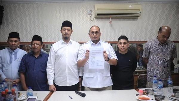 Andre Rosiade Siap Lepas Jabatan Ketua DPD Gerindra Sumbar Jika...