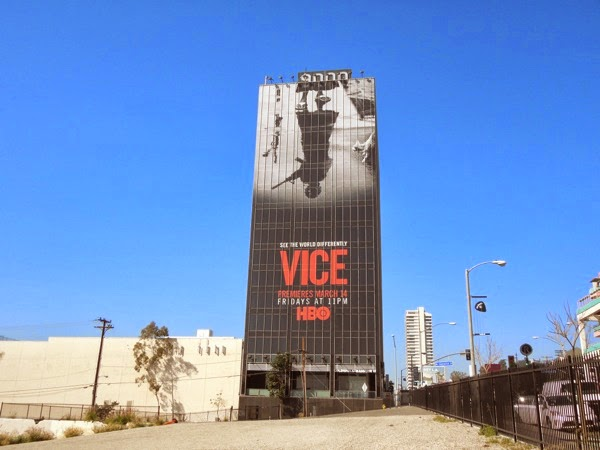 Giant Vice season 2 billboard