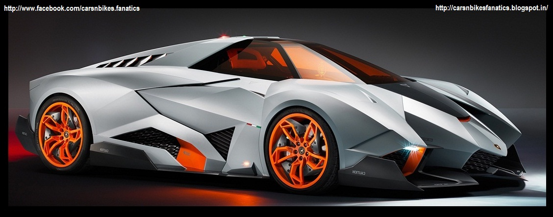 Car & Bike Fanatics: Lamborghini Egoista Concept - More ...