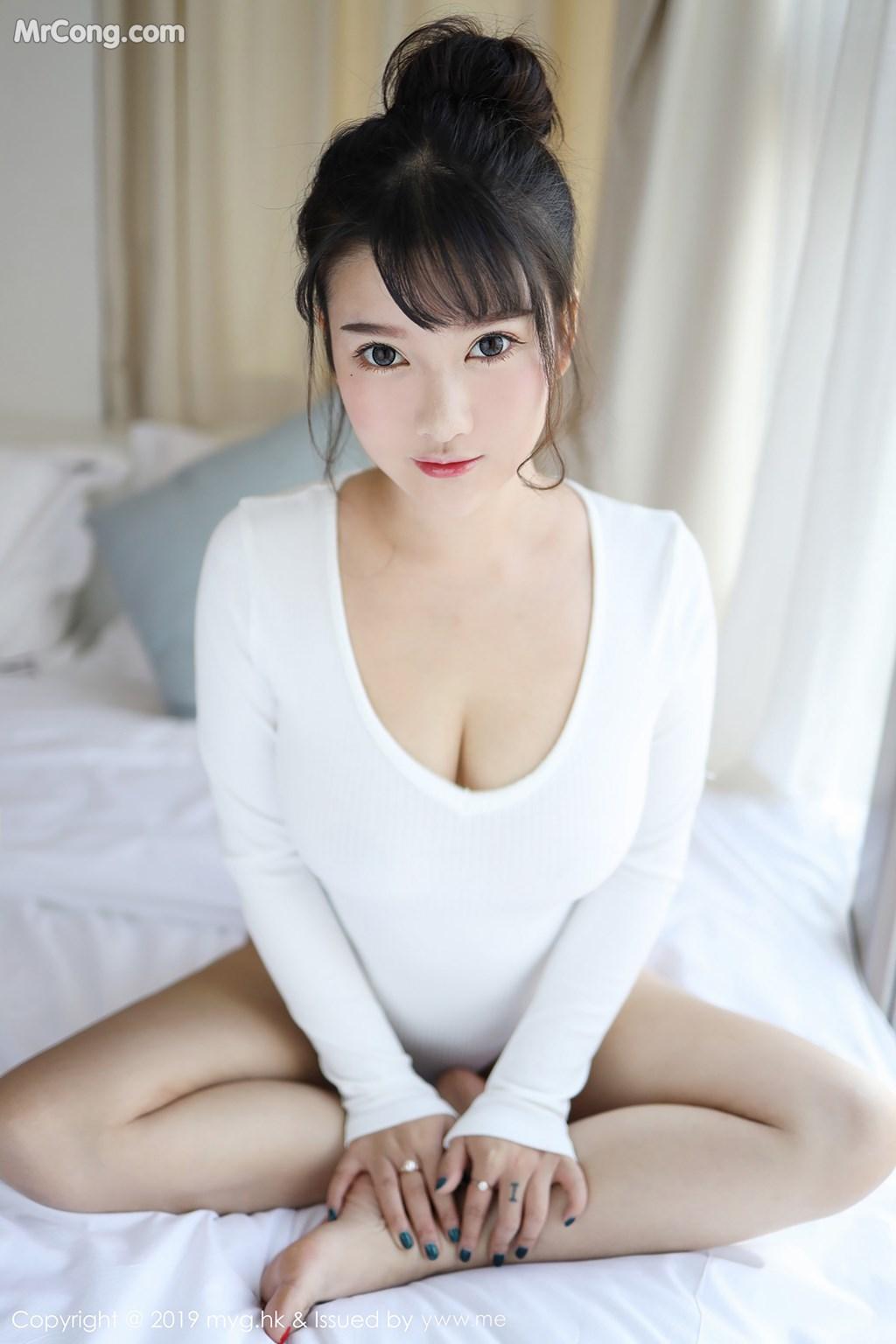Image MyGirl-Vol.342-Xiao-You-Nai-MrCong.com-009 in post MyGirl Vol.342: Người mẫu Xiao You Nai (小尤奈) (41 ảnh)