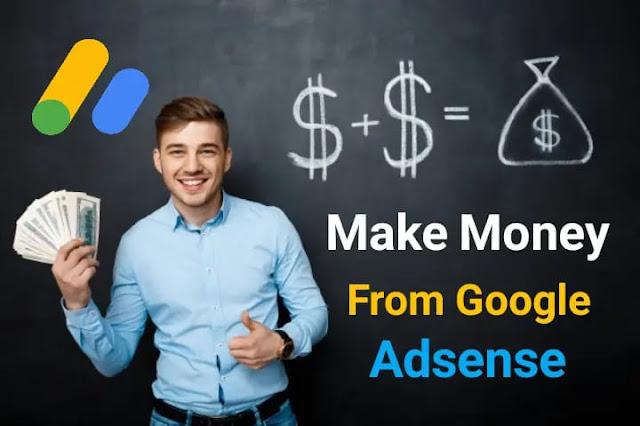 كيفية الربح من جوجل ادسنس الربح من الانترنت للمبتدئين 2021