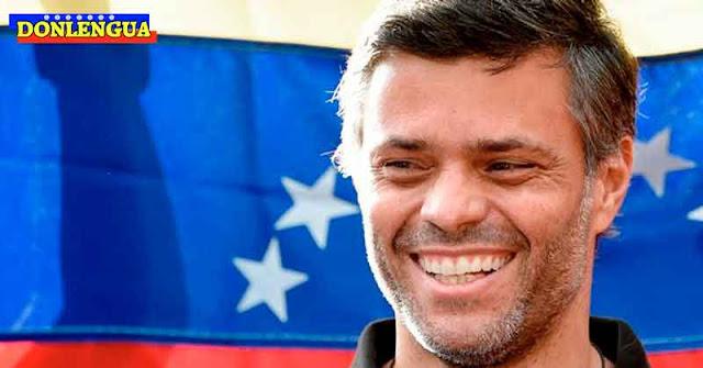 Leopoldo López anunció el lanzamiento de la Plataforma Unitaria
