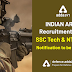 Indian Army SSC NCC recruitment 2020: Direct link to Apply Online