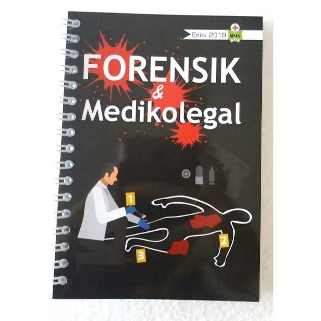 """Medical Mini Notes """"Forensik dan Medikolegal"""""""