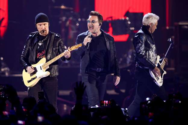 British songwriter accuses U2 of stealing song