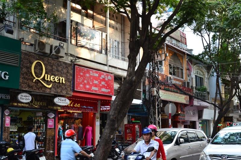 Ho Chi Minh, Dong Khoi Street