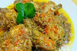 Resep Ayam BETUTU Gurih dan Super Pedas membuat selera makan bertambah