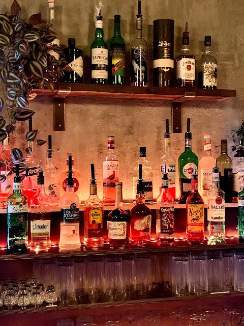 Bar at TOLA Peckham