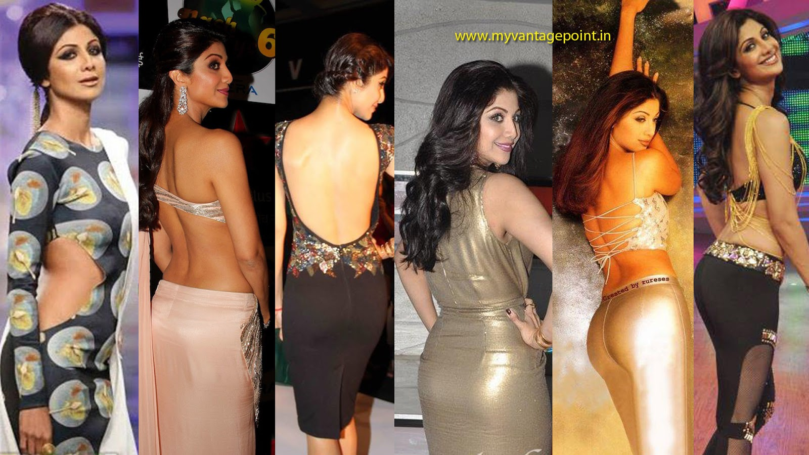 Bollywood Actress Butt