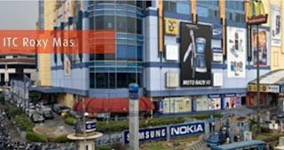 Tempat Toko HP Murah di ITC Roxy Jakarta