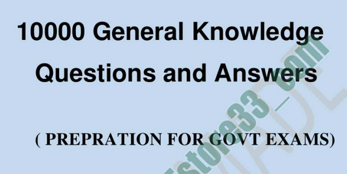 Ebook gk answers download with questions