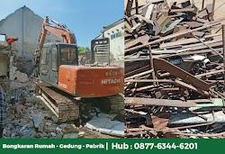 Jasa Bongkar Rumah, Gedung, Pabrik Surabaya - Jawa Timur