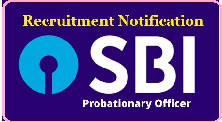 SBI Recruitment Notification for Probationary Officers POs Apply Online ibpsonline.ibps.in/sbiposamar20