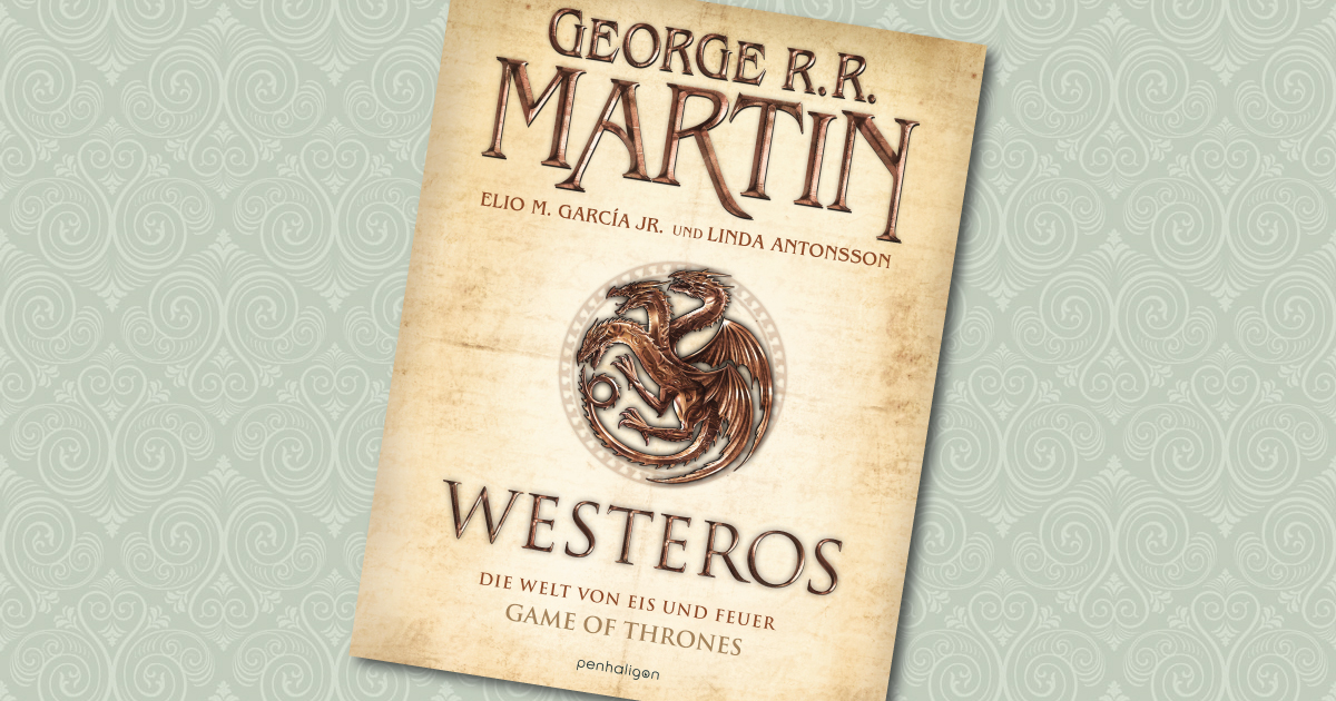 Westeros Game Of Thrones - George R R Martin