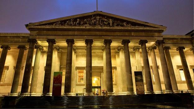 Museu Britânico de Londres