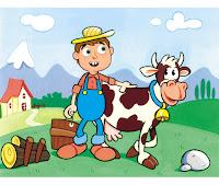 Sean e la mucca
