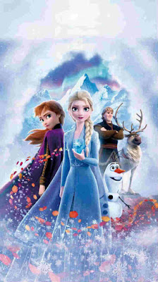 Wallpaper frozen 2 lengkap