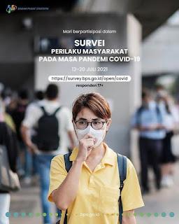 Survei Perilaku Masyarakat Pada Masa Pandemi COVID-19