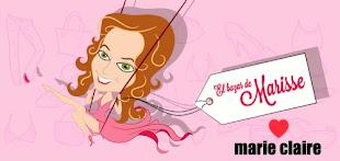 ENTRE LOS MEJORES BLOGS DE BELLEZA DE LA REVISTA MARIE CLAIRE