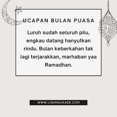 ucapan bulan ramadhan