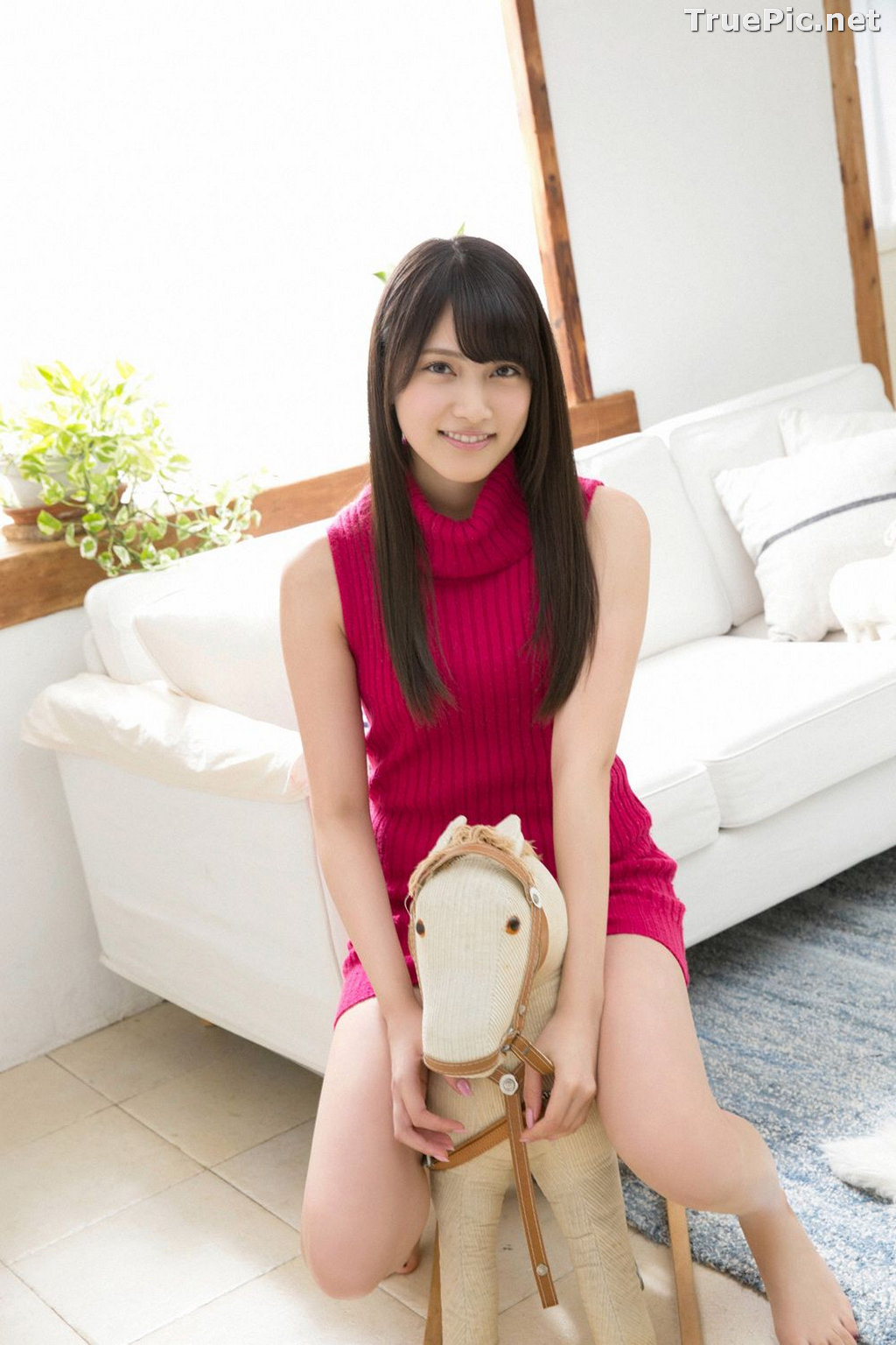 Image YS Web Vol.633 - Japanese Model - Yuki Kashiwagi & Anna Iriyama - TruePic.net - Picture-4