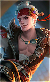 Claude Plunderous Pirate Heroes Marksman of Skins V3