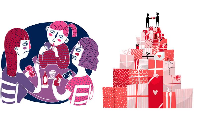 Você precisa conhecer: as ilustrações da Brunna Mancuso!