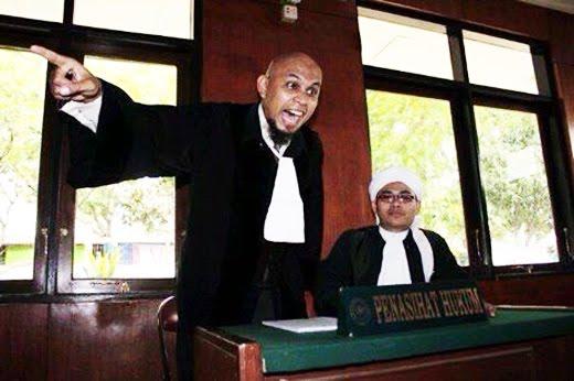 Ulama Sekaligus Koordinator Aksi 313 Ditangkap, PUSHAMI: Aparat Provokasi Umat Islam!