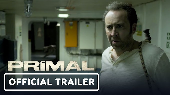 PRIMAL (2019) | English Movie Trailer