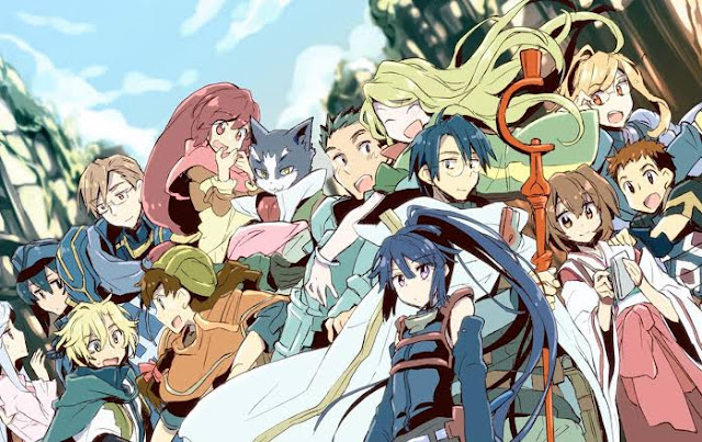 Tercera temporada de Log Horizon se retrasa hasta 2021