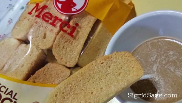 Bacolod Pasalubong - Merzci Pasalubong - biscocho